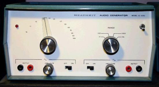 Heathkit IG-5282