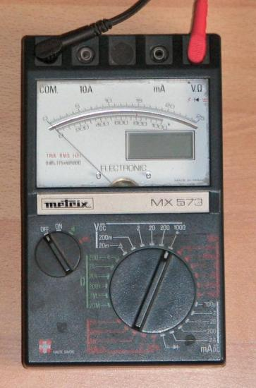 Metrix MX573