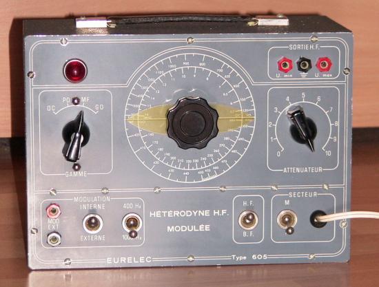 Eurelec 605
