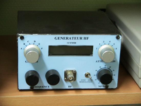 générateur Haute Fréquence