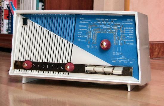 Radiola RA209A