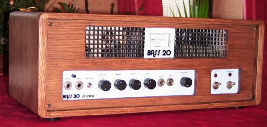 Ampli basse 20w