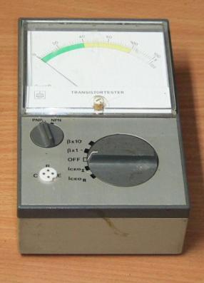 Transistormetre ISKRA
