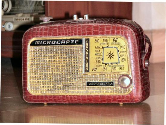 Radio-Celard Microcapte
