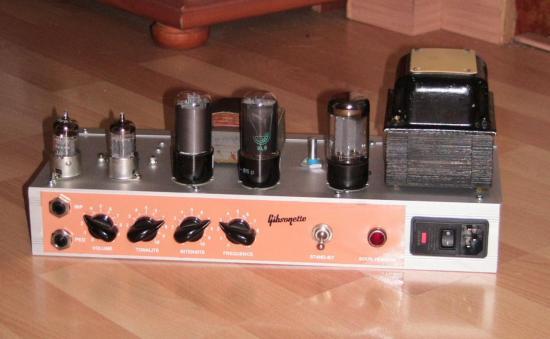 Amp Guitare PP6V6GT