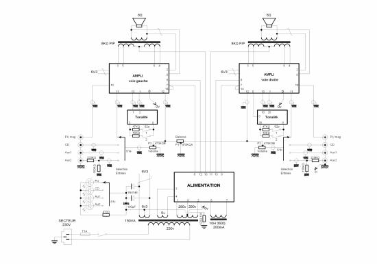 Plan de cablage 7