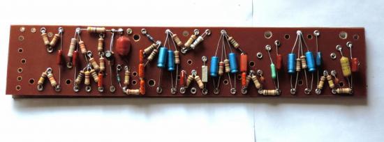 Plaque composants 1