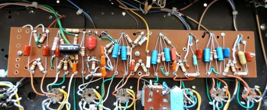 Plaque composants 2